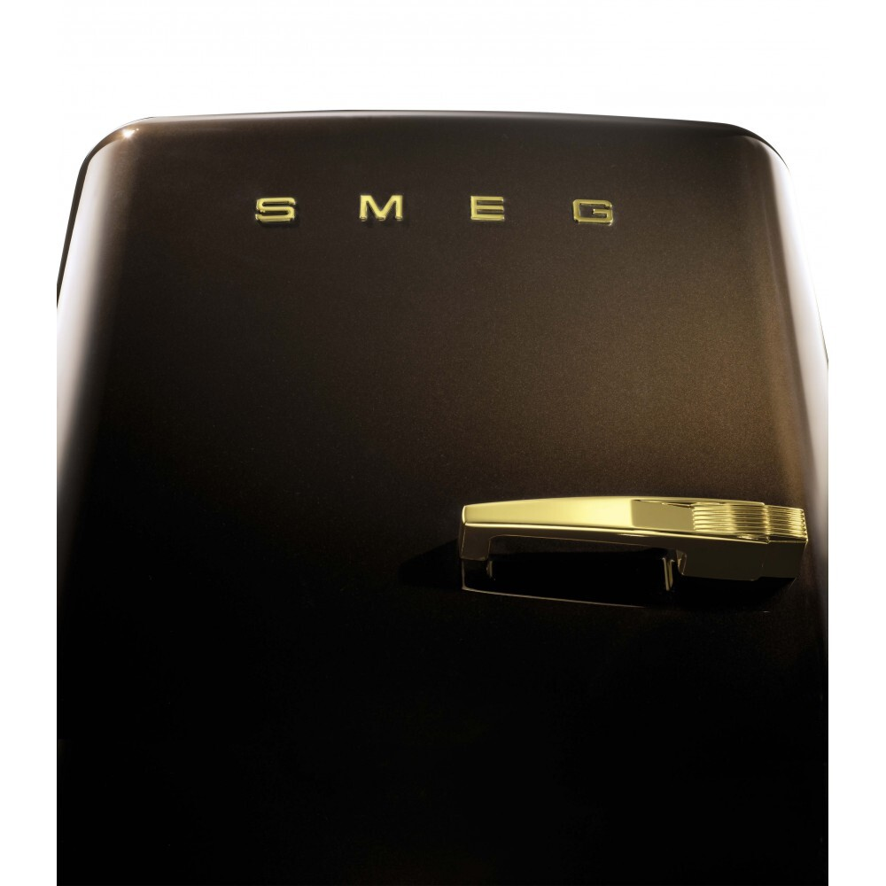 Smeg fab28lcg1 k leskab med fryseboks for 2 box auto indipendenti