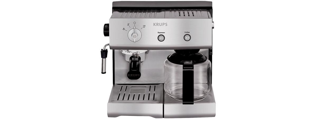 xp224010 kaffemaskine fra krups hos whiteaway til kr. Black Bedroom Furniture Sets. Home Design Ideas