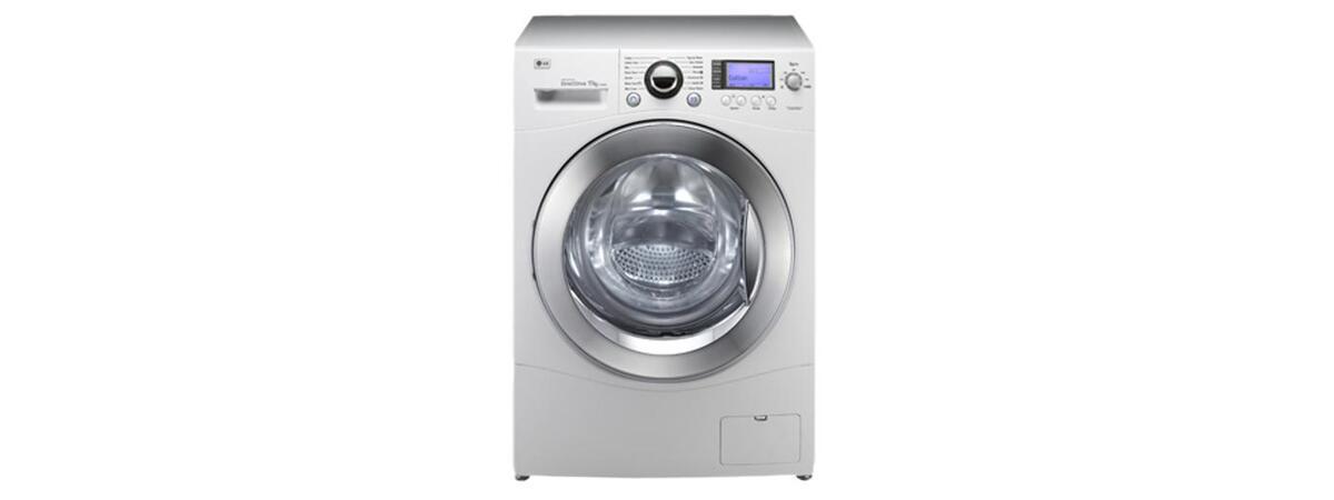 F1443KD frontbetjent vaskemaskine fra LG til 7.999,00 kr.