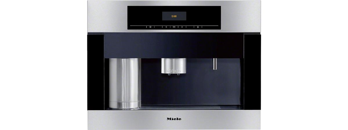 cva5060 indbygningskaffemaskine fra miele k b den for. Black Bedroom Furniture Sets. Home Design Ideas
