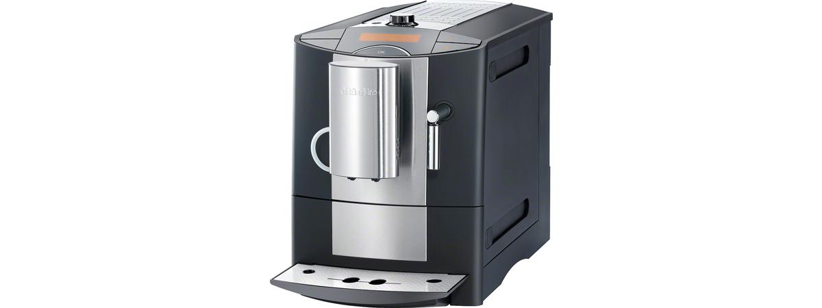 cm5200b espressomaskine fra miele til blot inkl fragt. Black Bedroom Furniture Sets. Home Design Ideas