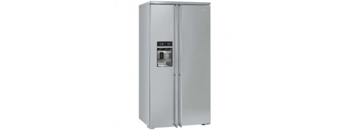 FA63X amerikaner køleskab fra SMEG