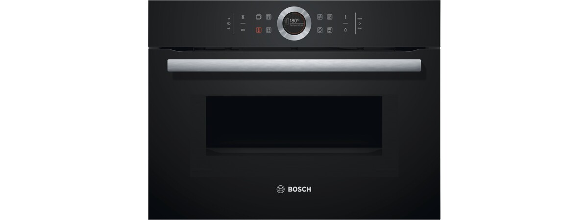 Bosch CMG633BB1 kombiovn KUN 7.130,00 kr. Skousen.no Gratis levering og bredt sortiment!