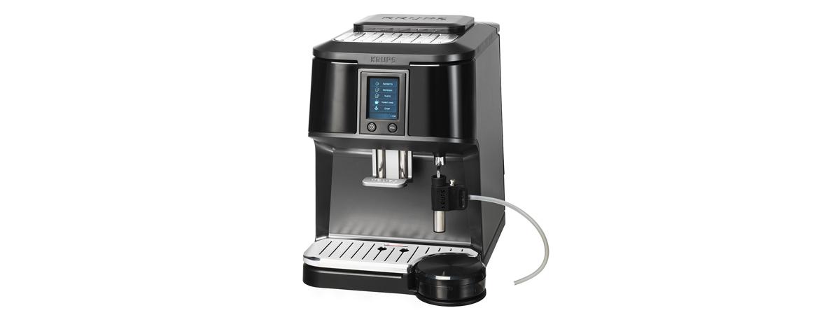 ea844210 espressomaskine fra krups til blot inkl fragt. Black Bedroom Furniture Sets. Home Design Ideas