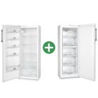 Gram KS3265-90 FS3215-90 Fristående kylskåp