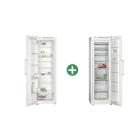 Kyl och frys paket 01 Fristående kylskåp