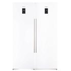 Cylinda K 8185 H + F 8185 N Fristående kylskåp