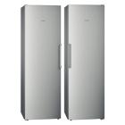 Siemens KS36VVI30 +GS36NVI30 Fristående kylskåp