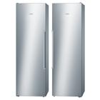 Bosch KSV36AI31 + GSN36AI31 Fristående kylskåp
