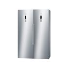 Bosch KSV36BI30 + GSN36BI30 Fristående kylskåp