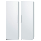 Bosch KSV36NW30 + GSN36VW30 Fristående kylskåp