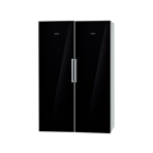 Bosch KSV36VB30 + GSN36VB30 Fristående kylskåp