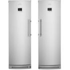 Electrolux ERF3868MOX + Fristående kylskåp