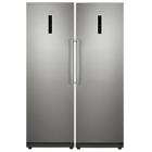 Samsung RR34H62457F + Fristående kylskåp