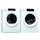 Whirlpool FSCR70411 +HSCX70311 Frontmatad tvättmaskin