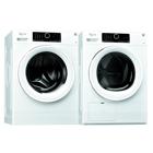 Whirlpool FSCR80416 +HSCX80310 Frontmatad tvättmaskin