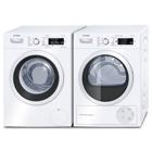 Bosch WAW32568SN+WTW87568SN Frontmatad tvättmaskin