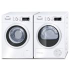 Bosch WAW325I8SN + WTWH7568SN Frontmatad tvättmaskin