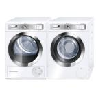 Bosch WAY32899SN + WTY88898SN Frontmatad tvättmaskin