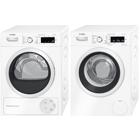 Bosch I-Dos+HomeConnect Frontmatad tvättmaskin