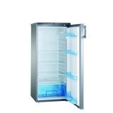 Scandomestic SWK207SS Fritstående køleskab