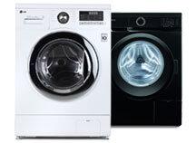 Frontmatede vaskemaskiner