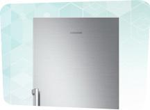 Fritstående køleskabe
