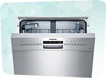 Underbygningsopvaskemaskiner