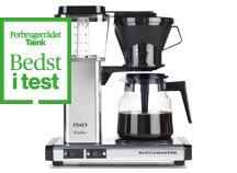 Bedst i test - kaffemaskiner