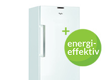 Energivenlige frysere