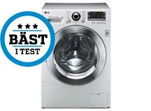 Bäst i test tvättmaskiner
