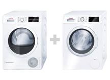 Tvätt och tork | Paketerbjudanden