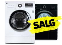 Vaskemaskiner på salg