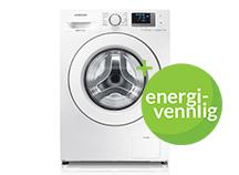 Energivennlige vaskemaskiner
