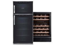 køleskab 120 cm