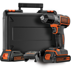 Black & Decker ASD184KB-QW Borrmaskin