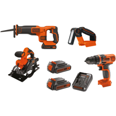 Black & Decker BDC4KITB