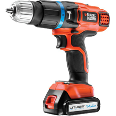 Black & Decker EGBL148KB Borrmaskin