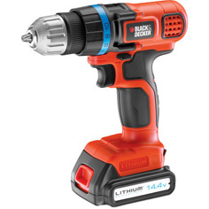 Black & Decker EGBL14K Borrmaskin