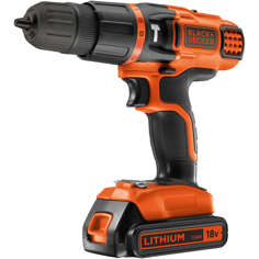 Black & Decker EGBL188KB Borrmaskin