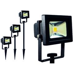 Bolthi Spotlight 10W LED Utomhusbelysning