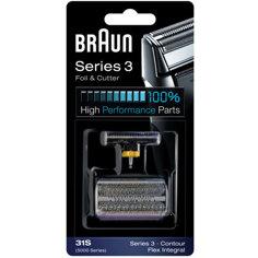 Braun 31S Multi Silver