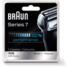 Braun 70S Multi Silver BLS