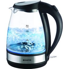 Champion Vattenkokare Glas Vattenkokare