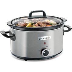 Crock-Pot 3,5 L Manuell Slow cooker