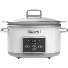 Crock-Pot 5,0l DuraCeramic Slow cooker