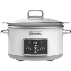 Crock-Pot 5,0l DuraCeramic Slow cooker