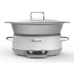 Crock-Pot 6,0l DuraCeramic Slow cooker