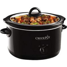 Crock-Pot 2,4 L Manuel, Svart Slow cooker