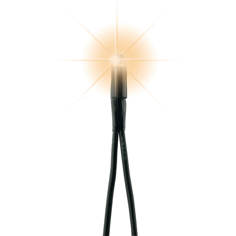 HQ Juleljus 100 LED Inomhusbelysning